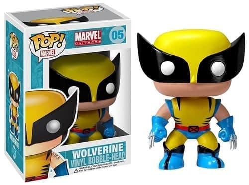 Фигурка Россомаха (Wolverine) POP из фильма Люди Икс - фото 13515