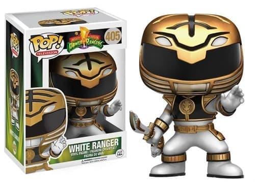Фигурка Белый Рейнджер (White Ranger) из сериала Power Rangers (Могучие Рейнджеры) купить Москва