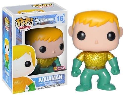 Фигурка Аквамен (Aquaman) из комиков DC - фото 13584