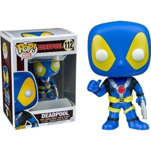 Фигурка Deadpool  из вселенной Marvel Эксклюзив! купить