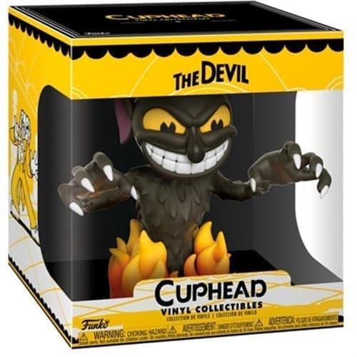 Фигурка Дьявол (The Devil) Cuphead купить