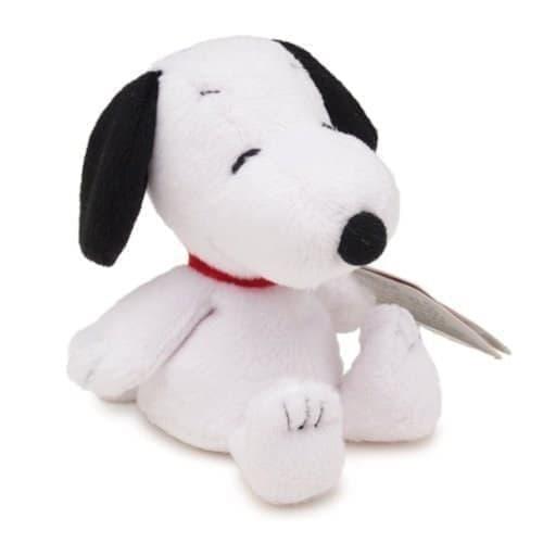 Мягкая игрушка Снупи 12 см - фото 13734