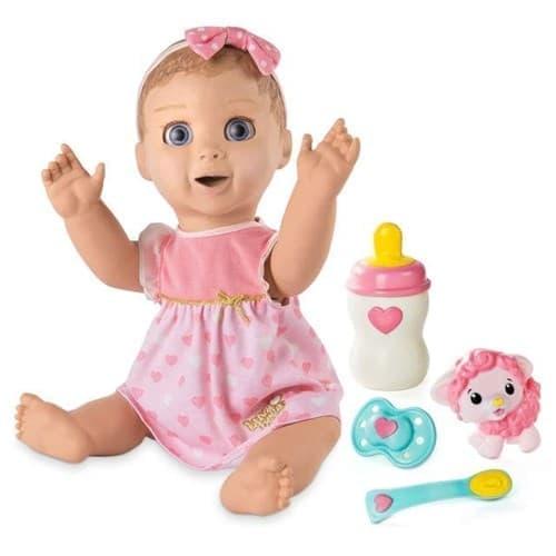 Кукла Лувабелла Блонди (Luvabella Baby Doll Blonde Hair) - фото 13751