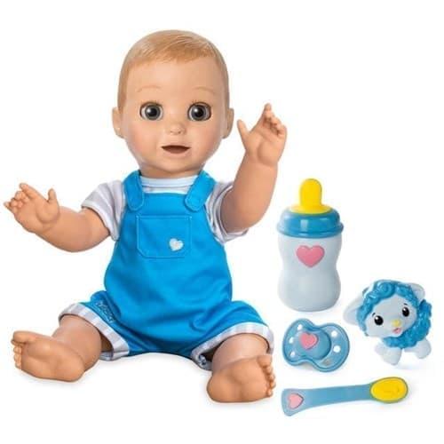 Кукла Лувабелла Мальчик (Luvabella Baby Doll Boy) - фото 13760