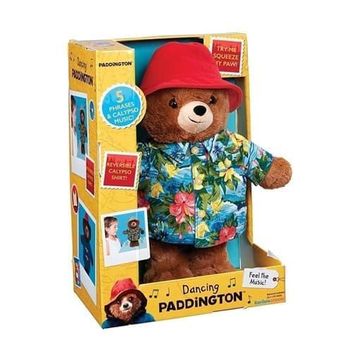 Плюшевая игрушка Танцующий Паддингтон из фильма Приключения Паддингтона - фото 13770