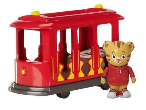 Игровой набор тролейбус Тигренка Даниэля - фото 13982