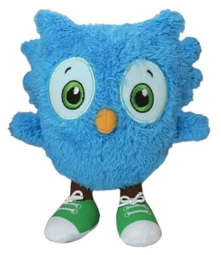 Мягкая игрушка Сова из мультфильма Тигренок Даниэль и его соседи - фото 13990
