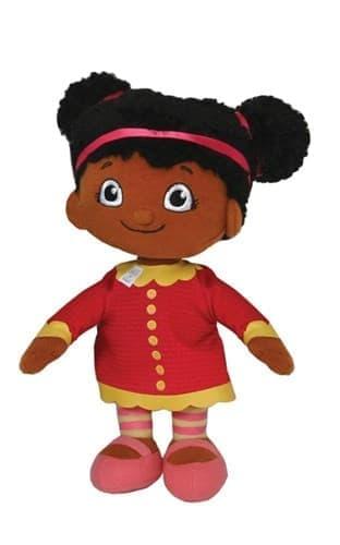 Мягкая игрушка Мисс Элейна из мультфильма Тигренок Даниэль и его соседи купить Москва