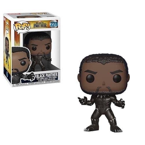 Фигурка Т'Чалла Черная Пантера (T'Challa Black Panther) № 273 купить