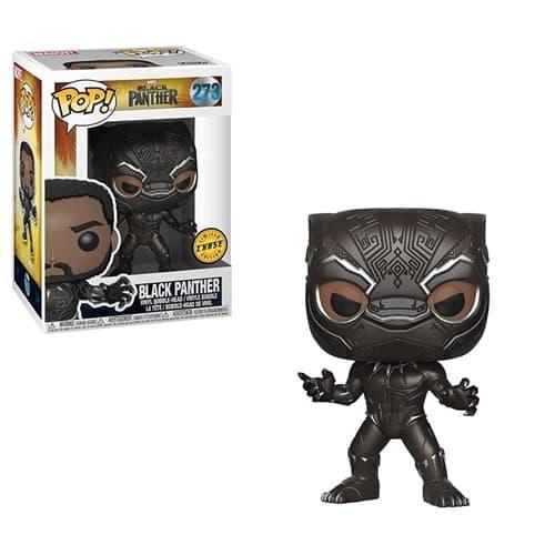 Фигурка Т'Чалла Черная Пантера (T'Challa Black Panther Chase Exclusive Pop) № 273 купить