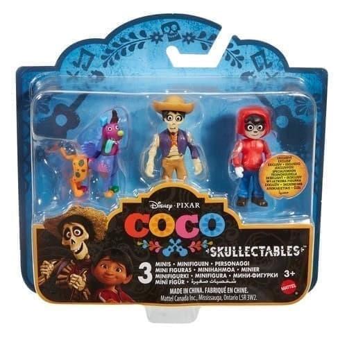 Набор фигурок из мультфильма Тайна Коко (Coco) - фото 14162