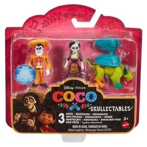 Набор фигурок № 2 из мультфильма Тайна Коко (Coco) - фото 14165