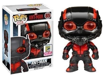 Фигурка Человек-муравей Exclusive (Antman Exclusive) из фильма № 85 - фото 14220