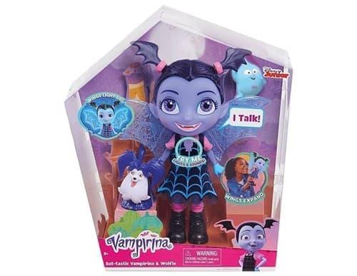 Интерактивная говорящая кукла Удивительная Ви (Vampirina Bat - Talking) купить