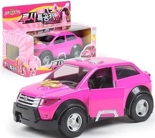 Фигурка Люси Робот Мини-машинка Минифорс (Miniforce Lucy minicar) - фото 14278