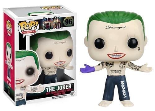 Отряд самоубийц фигурка funko Джокер - фото 14308