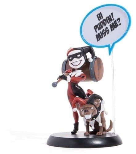Фигурка Харли Квинн из комиксов Q-Fig (Harley Quinn DC Comics) - фото 14397