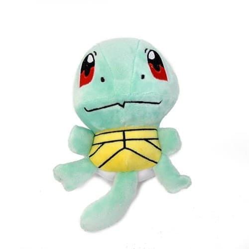 Мягкая игрушка Покемон Сквиртл (Squirtle 30 см) купить в Москве