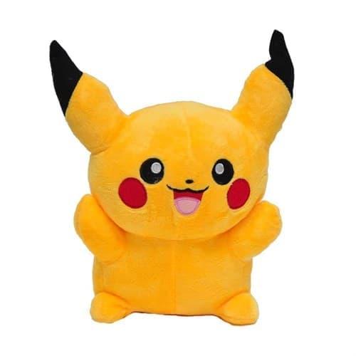 Мягкая игрушка Большой Покемон Пикачу (Pikachu 23 см) - фото 14477