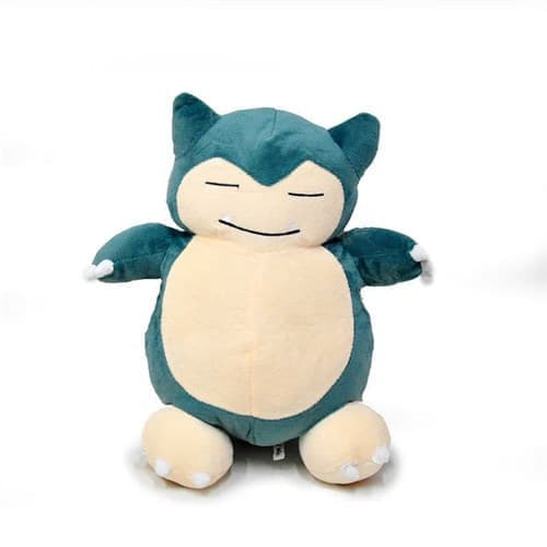 Мягкая игрушка Большой Покемон Снорлакс (Snorlax 30 см) купить