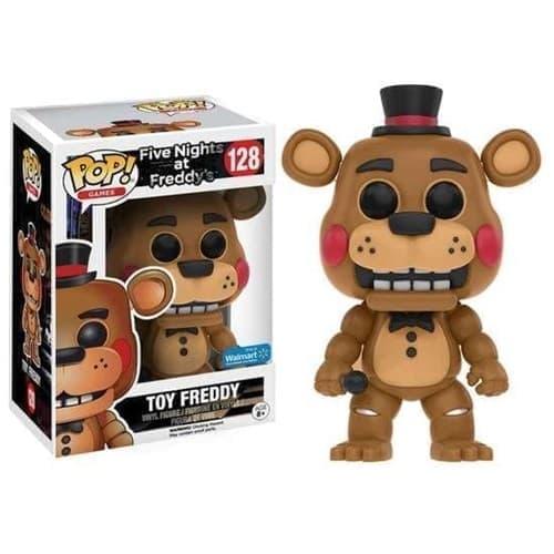 5 ночей с Фредди Freddy 128 (Funko Pop) - фото 14510