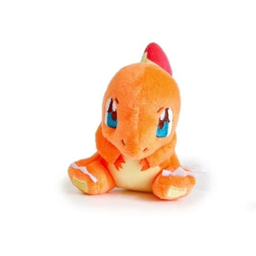 Мягкая игрушка Покемон Чармандер Малыш (Charmander 12 см) - фото 14518