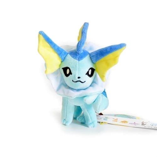 Мягкая игрушка Покемон Вапореон Большой (Vaporeon 19 см) - фото 14530
