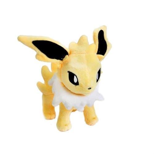 Мягкая игрушка Покемон Джолтеон Большой ( Jolteon 17 см) - фото 14534