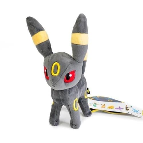 Мягкая игрушка Покемон Умбреон (Umbreon 21 см) - фото 14543
