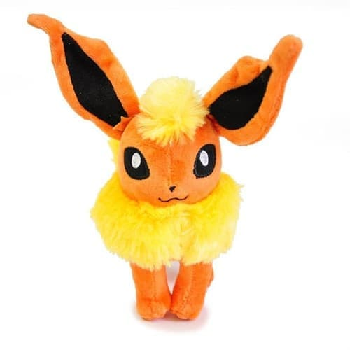 Мягкая игрушка Покемон Флареон (Flareon 15 см) купить
