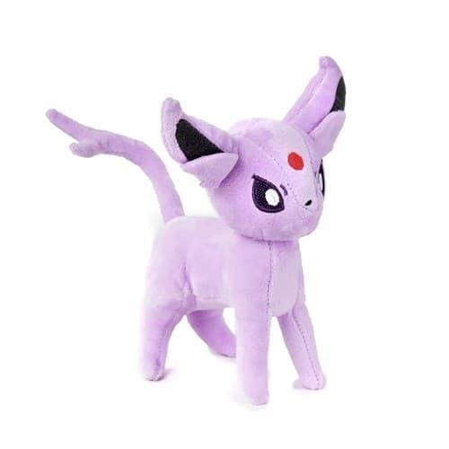 Мягкая игрушка Покемон Эспеон (Espeon 19 см) - фото 14549