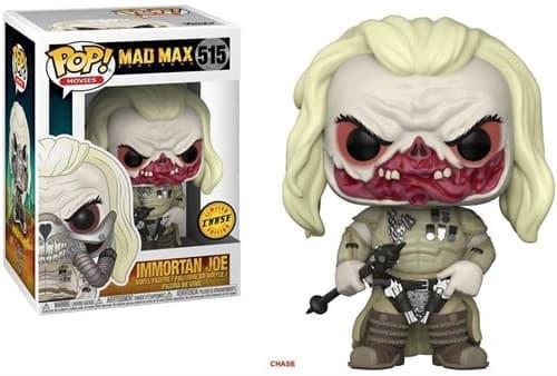 Фигурка Несметный Джо (Immortan Joe Chase) из фильма Безумный Макс (Mad max) - фото 14693