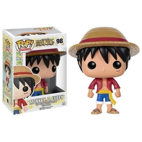 Фигурка Funko POP One Piece Луффи (Monkey D. Luffy) №98 купить
