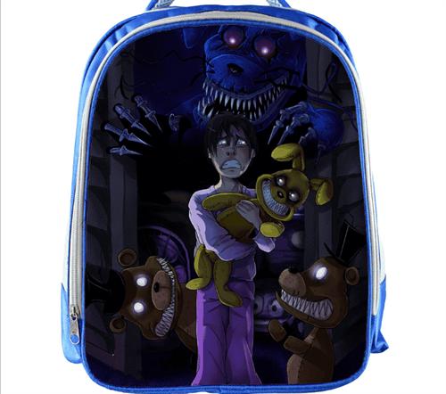 Рюкзак Пугающие аниматроники - фото 14781