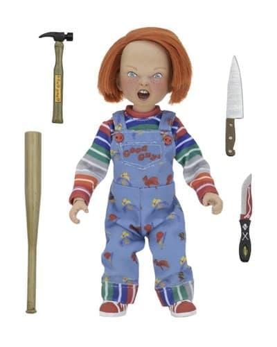 Кукла Чаки (Chucky (Child's Play) 20 см купить в Москве