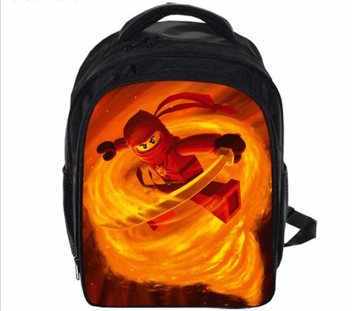Рюкзак Лего Ниндзя Огня - фото 15198