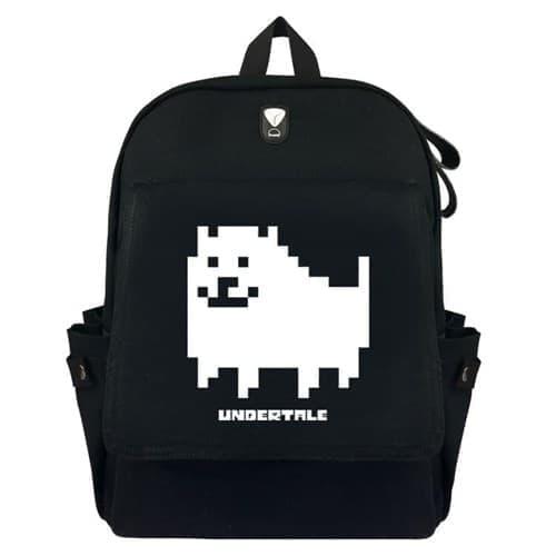 Купить рюкзак Андертейл Undertale пиксельная собака