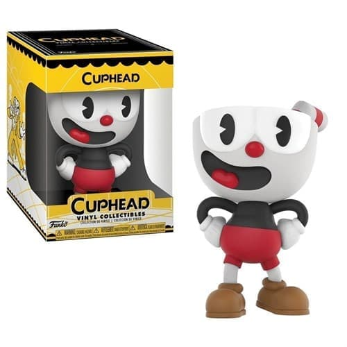 Funko Vinyl Figure Cuphead Collectible - фото 15718