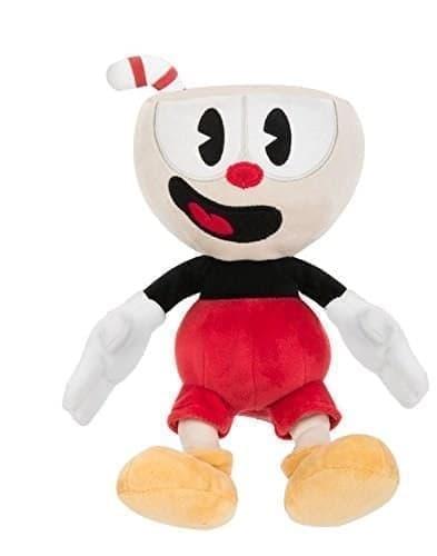 Купить игрушку Плюшевый Капхед с игры CupHead 25 см