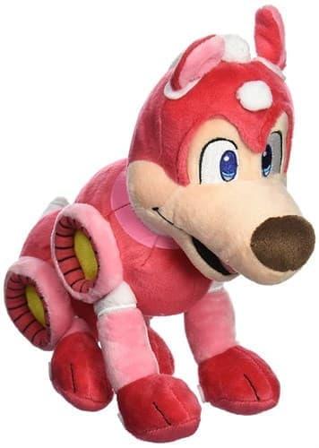 Плюшевый Робо пес с игры Мегамен (Megaman) купить