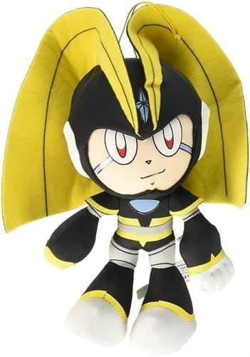 Плюшевый Мегамен Черного цвета (Black Mega Man) купить