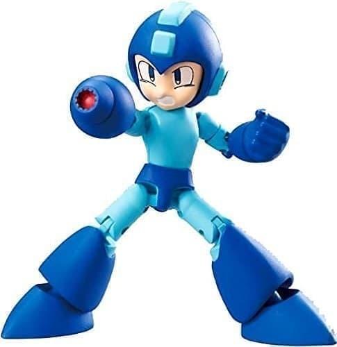 Подвижная игрушка Мегамен (Megaman) 10 см - фото 15946