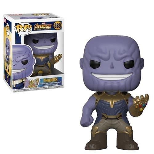 Фигурка Танос (Thanos) из фильма Мстители: Война бесконечности № 289 - фото 16000