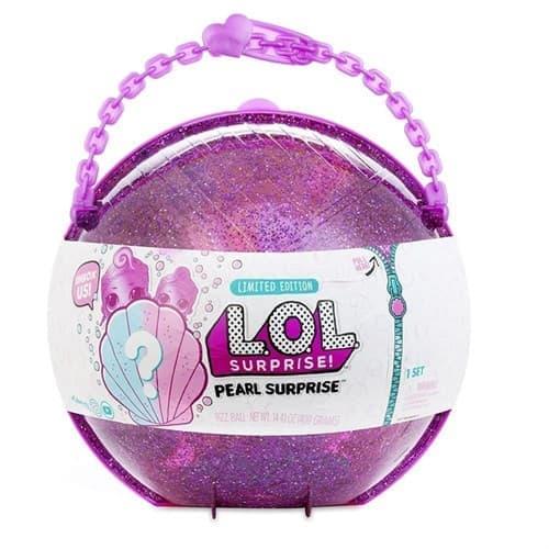 Кукла L.O.L Surprise! Большой Сюрприз ЛОЛ Жемчужина русалки серия 2 - фото 16513