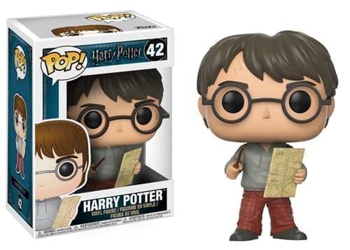 Фигурка Гарри Поттер с картой мародеров (Potter-Harry Marauders Map) № 53 купить