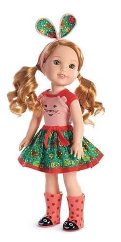 Кукла Вилла American Girl WellieWishers - фото 16620