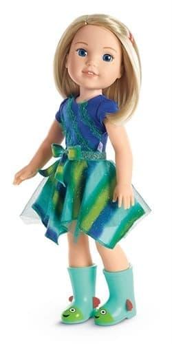 Кукла Камиль American Girl - фото 16637