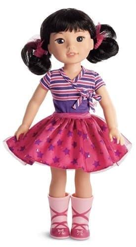 Кукла Емерсон American Girl WellieWishers Emerson с сериала Wellie wishers (Желание Велли) - фото 16659