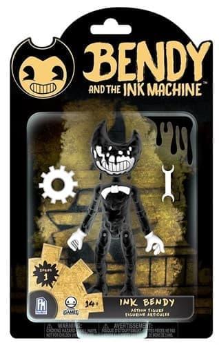 Фигурка Бенди в черниле из игры Бенди и чернильная машина Action Figure купить