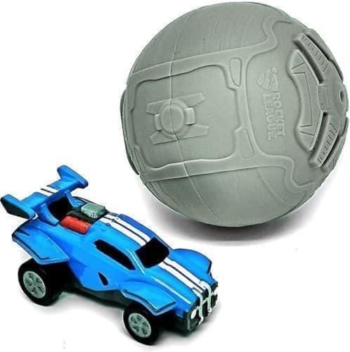 Мини-автомобиль из игры Rocket League (Лига Рокет) шар с загадкой - фото 16869